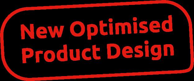 Icon GastroTube Optimised Product Design